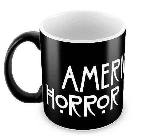Caneca Mágica - American Horror Story - Logo