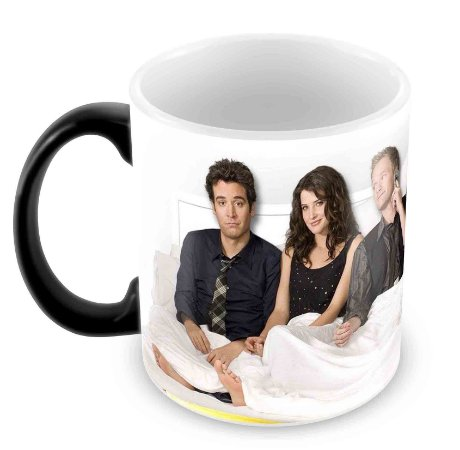 Caneca Mágica - How I Met Your Mother