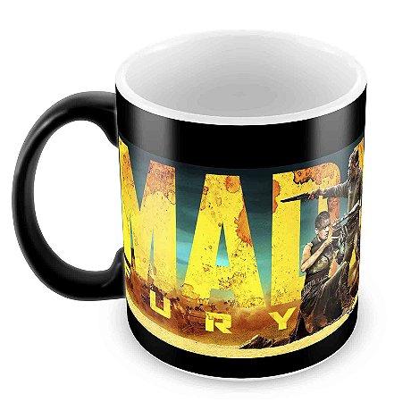 Caneca Mágica - Mad Max