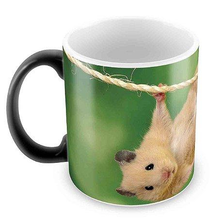 Caneca Mágica - Hamster