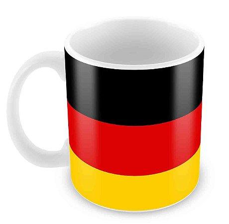 Caneca Branca - Alemanha
