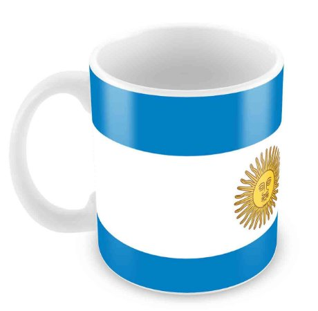 Caneca Branca - Argentina