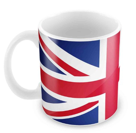 Caneca Branca - Inglaterra
