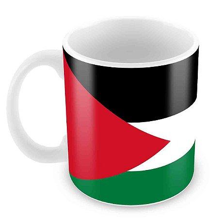 Caneca Branca - República Arabe
