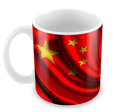 Caneca Branca - China