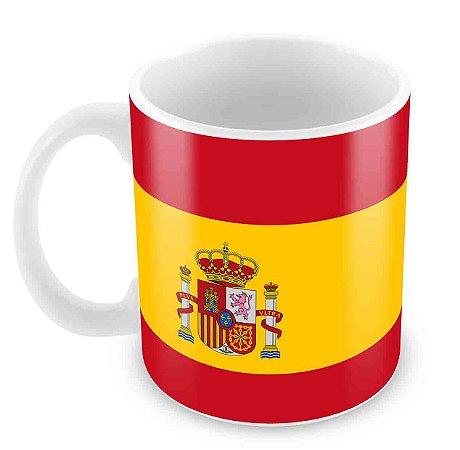 Caneca Branca - Espanha