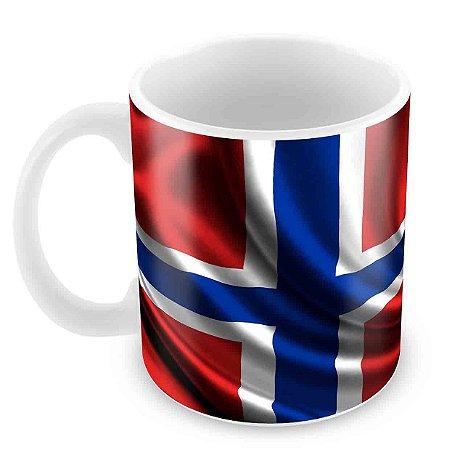 Caneca Branca - Noruega