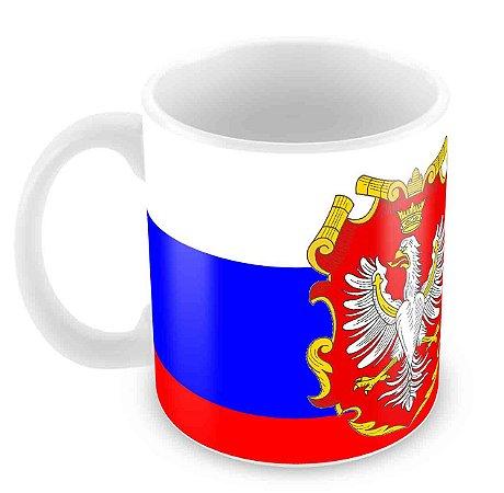 Caneca Branca - Rússia