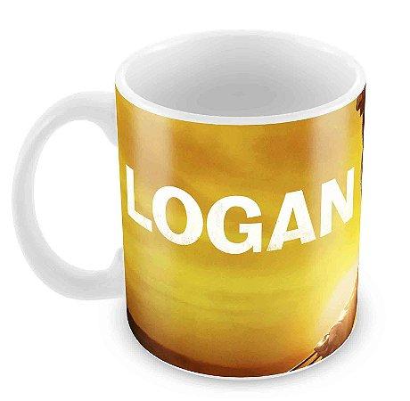 Caneca Branca - Wolverine - Logan