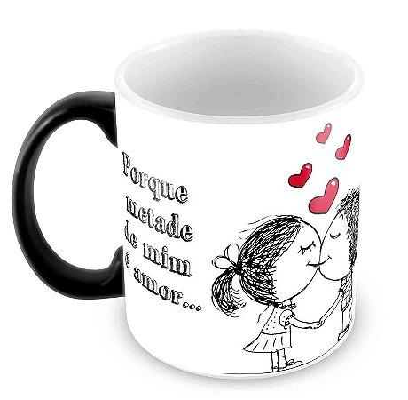 Caneca Mágica Dia dos Namorados - Mod 08