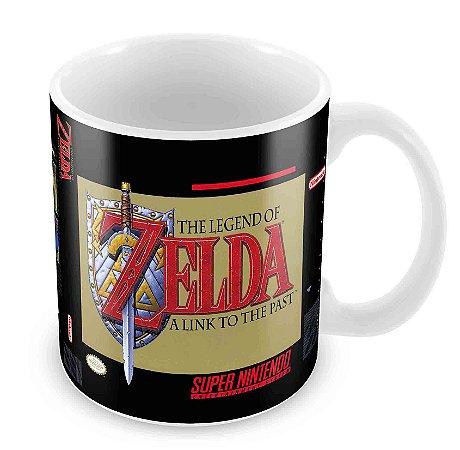 Caneca Branca - SNES - Zelda