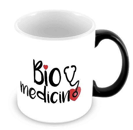 Caneca Mágica - Profissões - Biomedicina