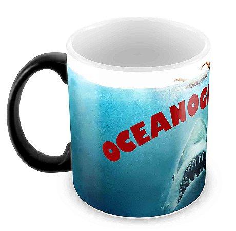 Caneca Mágica - Profissões - Oceanografia