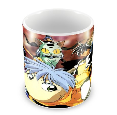 Caneca Branca - Anime - Soul Hunter