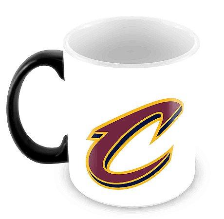 Caneca Mágica - NBA - Cleveland Cavaliers