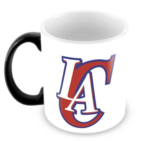 Caneca Mágica - NBA - Los Angeles Clippers