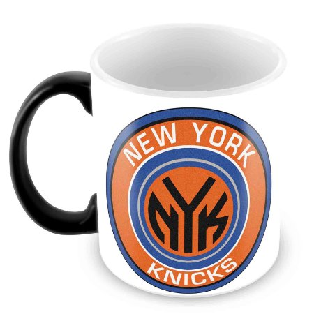 Caneca Mágica - NBA - New York Knicks