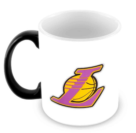 Caneca Mágica - NBA - Los Angeles Lakers