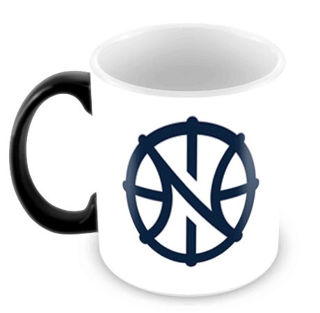 Caneca Mágica - NBA - New Orleans Pelicans