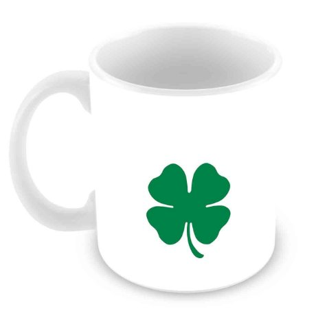 Caneca Branca - NBA - Boston Celtics