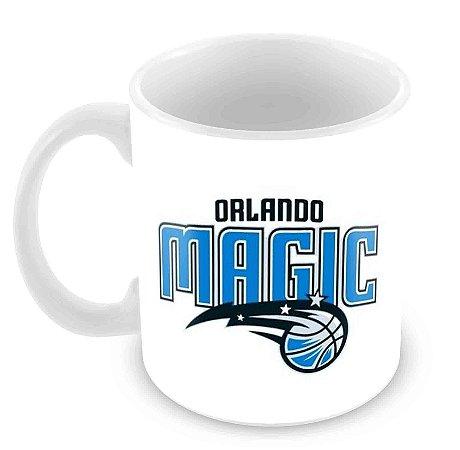 Caneca Branca - NBA - Orlando Magic