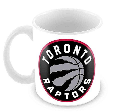Caneca Branca - NBA - Toronto Raptors