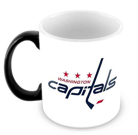 Caneca Mágica - NHL - Capitals