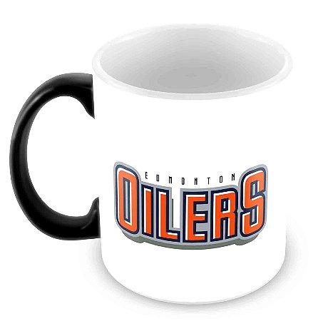 Caneca Mágica - NHL - Oilers