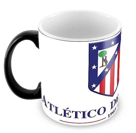 Caneca Mágica - Futebol - Atlético Madrid
