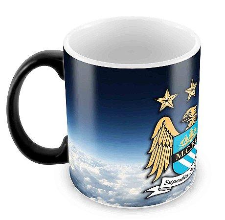 Caneca Mágica - Futebol - Manchester City 2