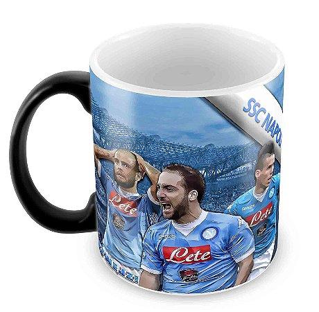 Caneca Mágica - Futebol - Napoli