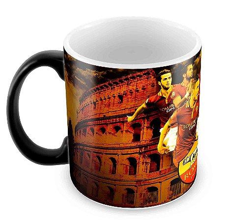 Caneca Mágica - Futebol - Roma