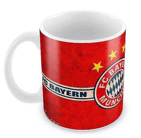 Caneca Branca - Futebol - Bayern Munich
