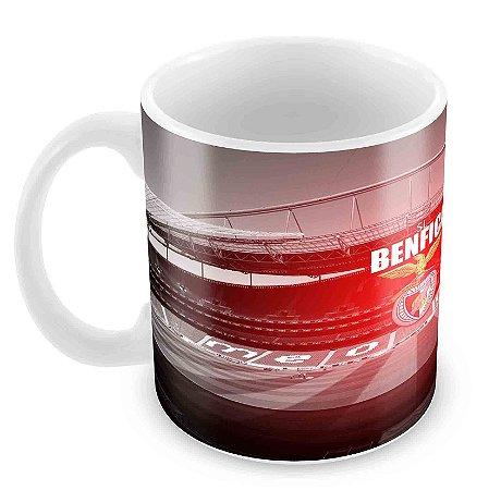Caneca Branca - Futebol - Benfica