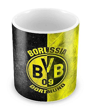 Caneca Branca - Futebol - Borussia Dortmund 2