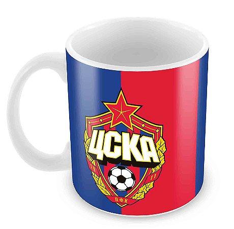 Caneca Branca - Futebol - CSKA Moscow