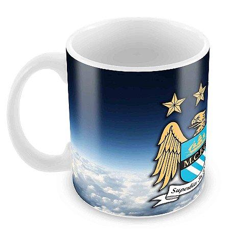 Caneca Branca - Futebol - Manchester City 2