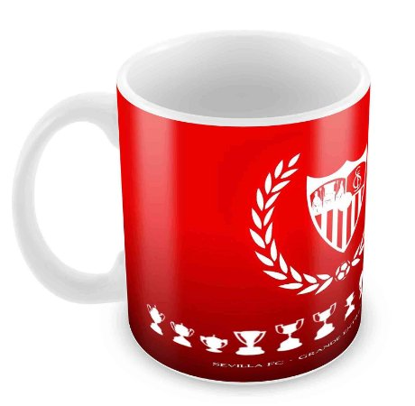 Caneca Branca - Futebol - Sevilla
