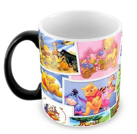 Caneca Mágica - Pooh