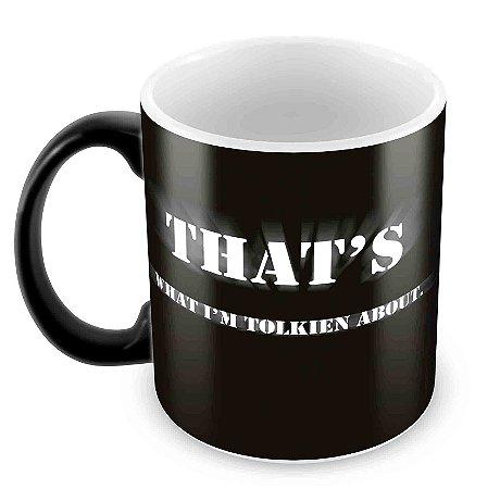 Caneca Mágica - Tolkien