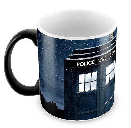 Caneca Mágica - Dr Who 2