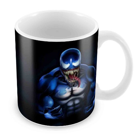 Caneca Branca - Venom 16