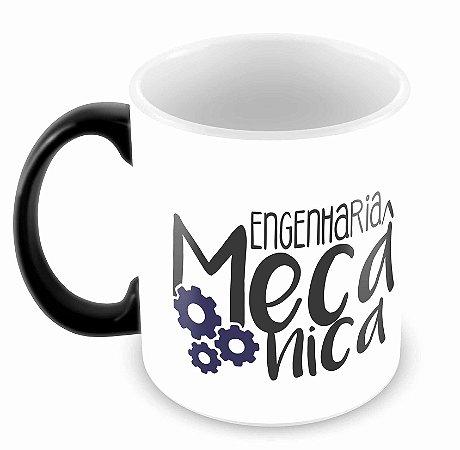 Caneca Mágica - Profissões - Engenharia Mecânica