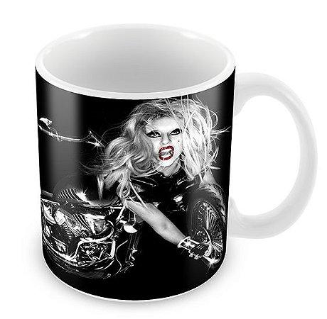 Caneca Branca - Lady Gaga - 03