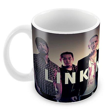 Caneca Branca - Linkin Park - 03