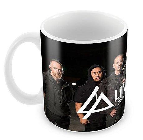 Caneca Branca - Linkin Park - 05