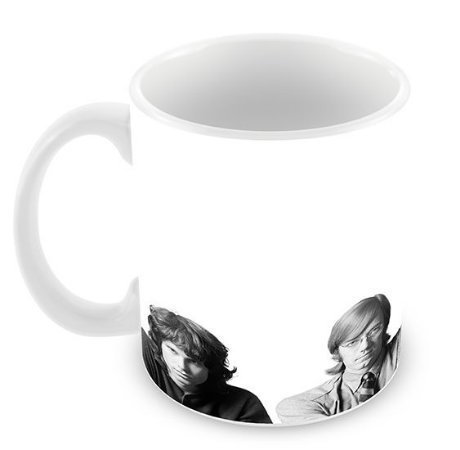 Caneca Branca - The Doors