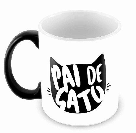Caneca Mágica - Pai de Gato