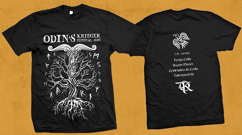 Camiseta / Babylook - Odin´s Krieger Fest 2019