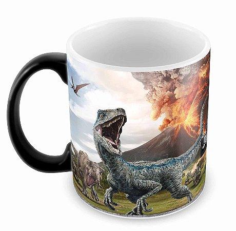 Caneca Mágica - Jurassic World Fallen